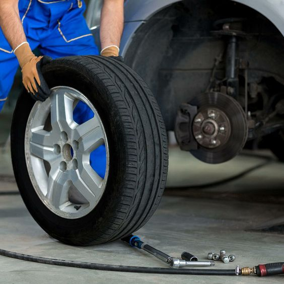 All About Tyre Repairs And Punctures