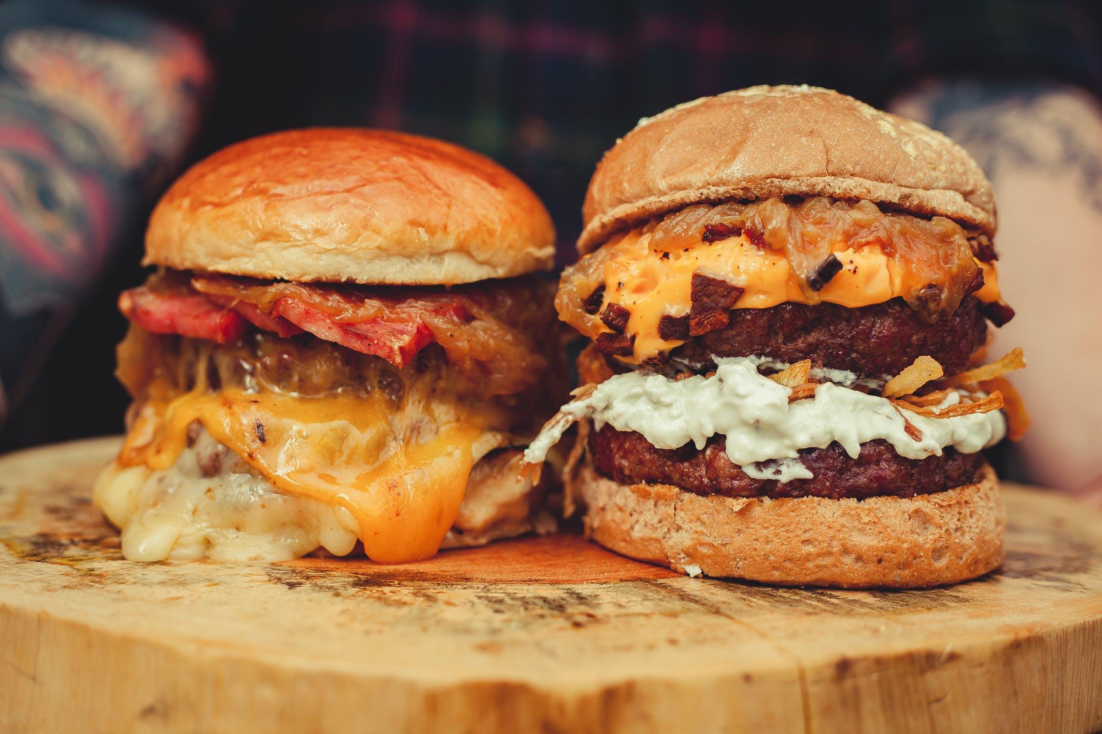 Share A Double Burger Deal
