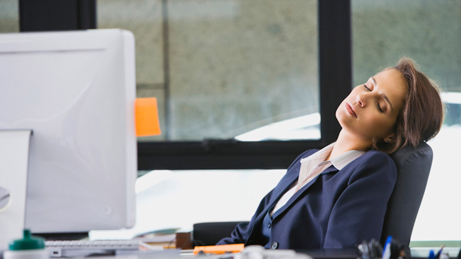 Do You Have Drowsiness During Work?