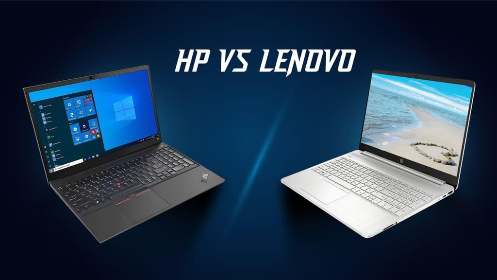 HP vs Lenovo laptop
